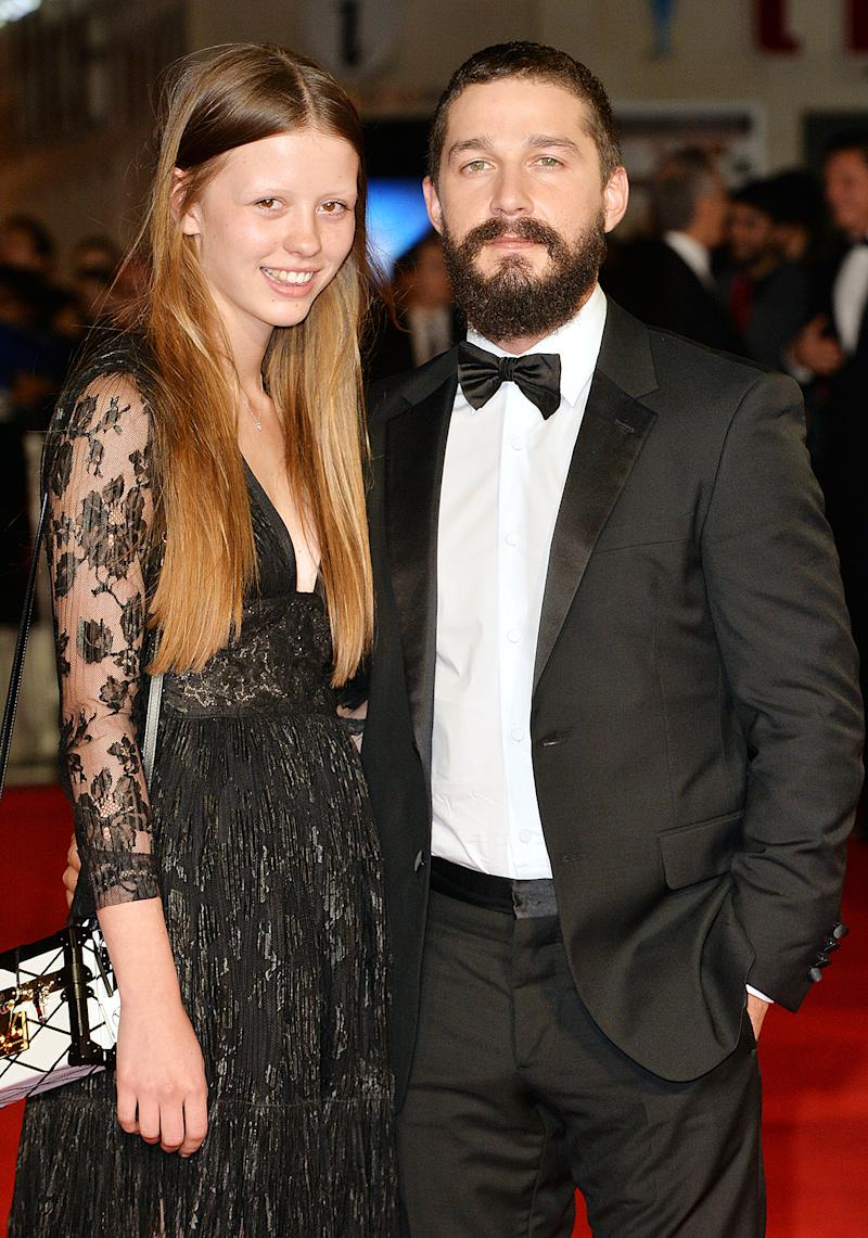 Shia LaBeouf Marries Girlfriend Mia Goth in Elvis Presley-Themed Las Vegas Wedding