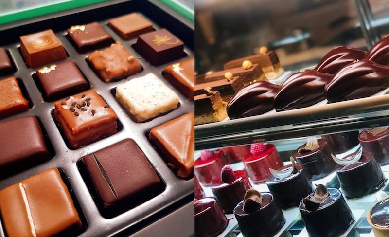 Photos: Laurent Bernard Chocolatier/Facebook