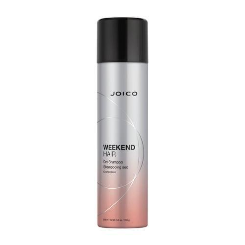<p>The <span>Joico Weekend Hair Dry Shampoo</span> ($19) gives you exactly what you'd want from a dry shampoo: it sops up oil, leaves zero trace of white powder behind, <em>and</em> keeps hair soft enough that you can run your fingers through it without a hitch.</p>