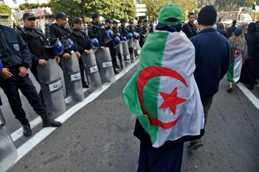 A protest movement that started early last year in Algeria and quickly toppled longtime president Abdelaziz Bouteflika had sparked young people's hopes for a better future at home