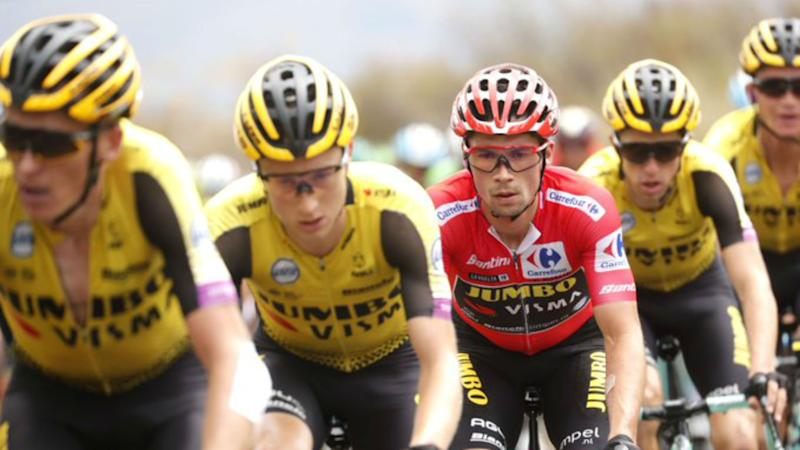 Coronavirus: Vuelta a Espana cancels plans for stages in Portugal