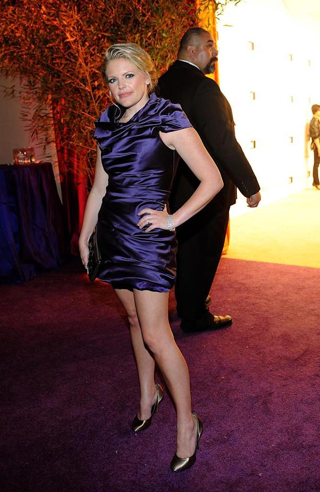 """<a href=""""http://movies.yahoo.com/movie/contributor/1809023273"""">Natalie Maines</a> attends the 16th Annual Elton John AIDS Foundation Oscar Party at the Pacific Design Center in West Hollywood - 02/24/2008"""