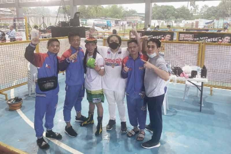 Vicelles scores impressive win in Cebu boxing bubble