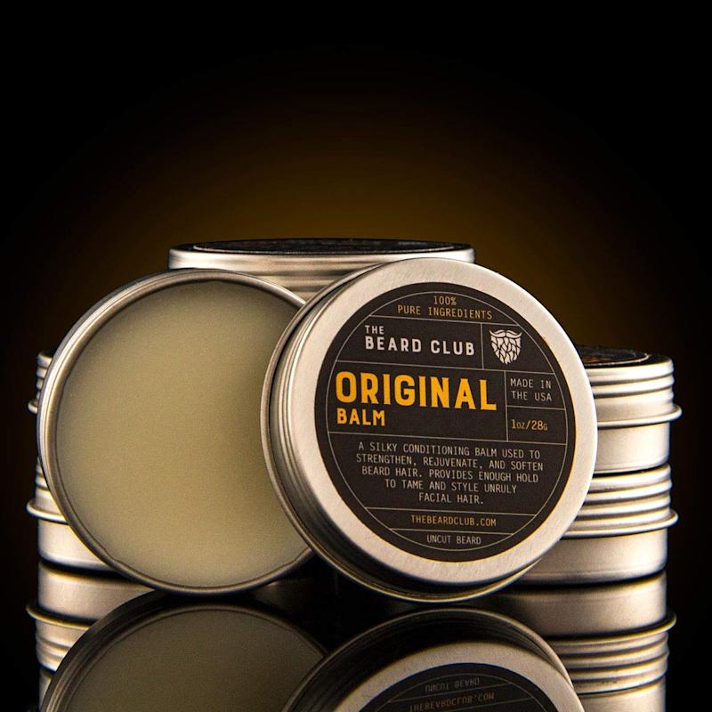 Soften and control facial hair with this silky conditioning treatment. (Photo: Amazon)