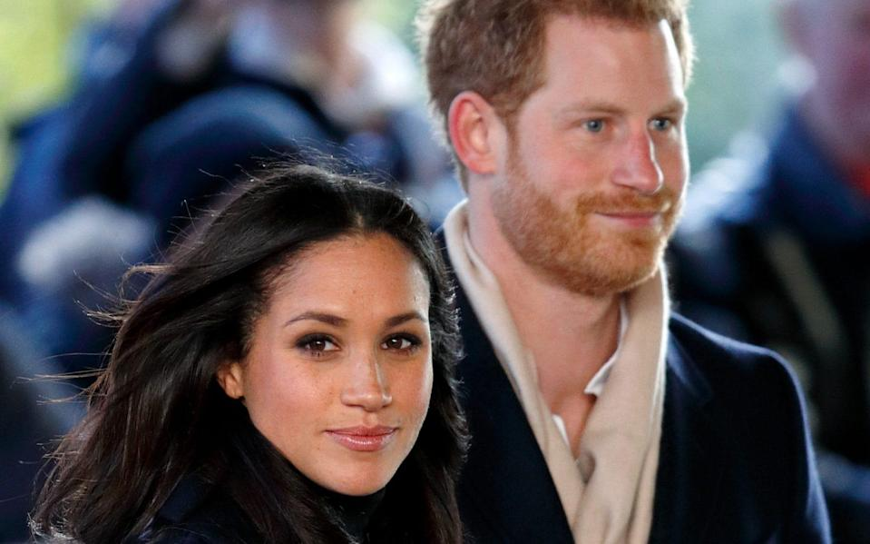 Prince Harry and Meghan face charity review