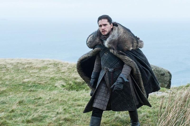Kit Harington as Jon Snow in <em>Game of Thrones</em>