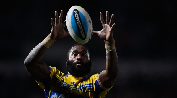 Semi Radradra has denied the allegations made by his ex-partner. Photo: Getty