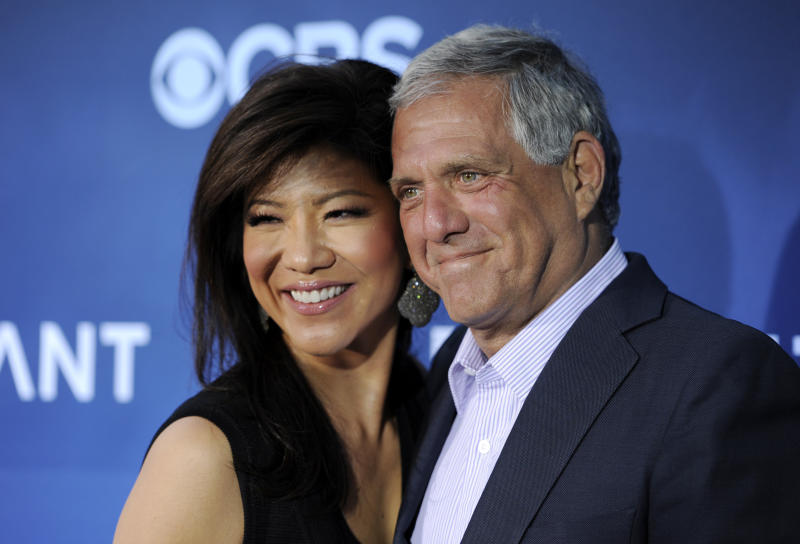 Julie Chen Announces She's Leaving 'The Talk' in Videotaped Goodbye Message