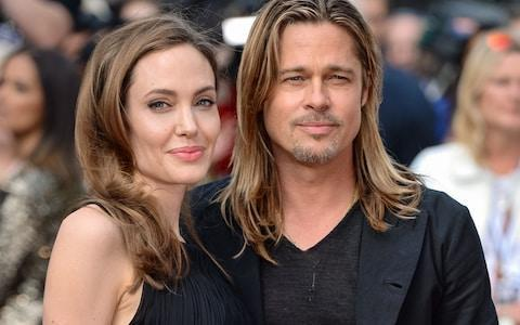 <span>Both Angelina Jolie and Brad Pitt have signed up to fly with Virgin Galactic </span> <span>Credit: Dominic Lipinski PA </span>