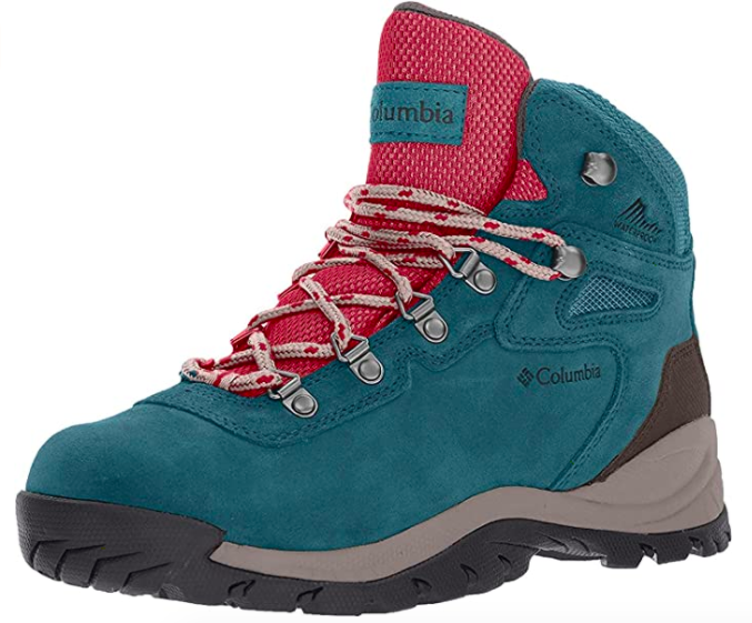 Columbia Women's Newton Ridge Plus Waterproof Hiking Boot, S$139.59. PHOTO: Amazon