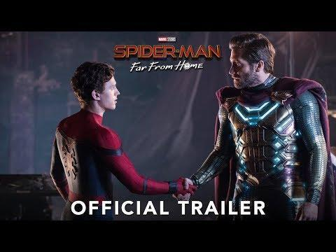 """<p><em>Spider-Man: Far From Home </em>follows our boy Peter as he goes on a Eurotrip with his classmates. Someday, we'll talk about Jake Gyllenhaal's Mysterio as one of the GOAT Marvel villains. The world just isn't ready for unhinged superhero villain JG. Yet.</p><p><a class=""""link rapid-noclick-resp"""" href=""""https://www.amazon.com/gp/video/detail/amzn1.dv.gti.f2b5d04d-4595-8855-e0d7-ea28d7838b3a?autoplay=1&tag=syn-yahoo-20&ascsubtag=%5Bartid%7C10054.g.32492706%5Bsrc%7Cyahoo-us"""" rel=""""nofollow noopener"""" target=""""_blank"""" data-ylk=""""slk:Watch"""">Watch</a></p><p><a href=""""https://www.youtube.com/watch?v=Nt9L1jCKGnE"""" rel=""""nofollow noopener"""" target=""""_blank"""" data-ylk=""""slk:See the original post on Youtube"""" class=""""link rapid-noclick-resp"""">See the original post on Youtube</a></p>"""
