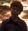 <p>You were promised sinister, and this is it. Cameron Monaghan, known these days for his roles on <em>Shameless</em> and <em>Gotham, </em>guest starred as Jeffrey Charles, a kid with anger issues and severe resentment of his classmates. Since this is <em>Criminal Minds</em>, this leads Jeffrey to start bludgeoning his classmates to death, including an attempt on the life of Elle Fanning's character, Tracy Belle.</p>
