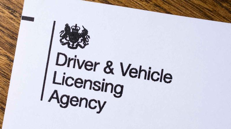 DVLA online services replace paper forms