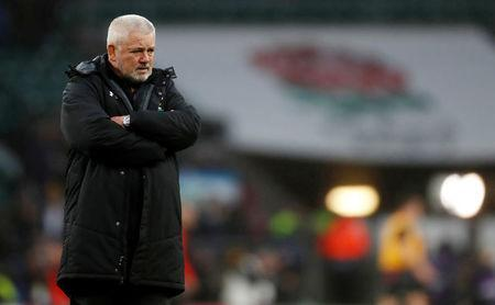 Rugby Union - Six Nations Championship - England vs Wales - Twickenham Stadium, London, Britain - February 10, 2018 Wales head coach Warren Gatland before the match Action Images via Reuters/Paul Childs