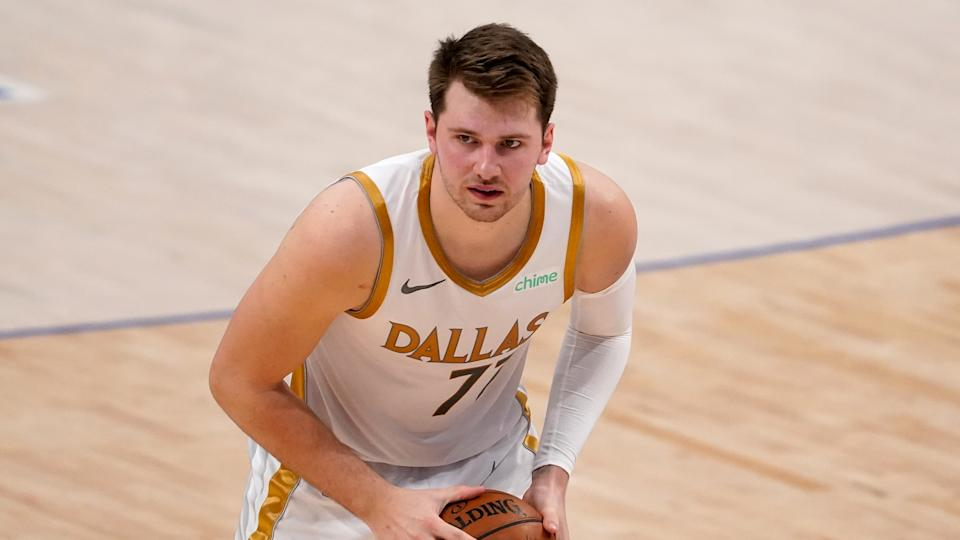 Dallas Mavericks guard Luka Doncic