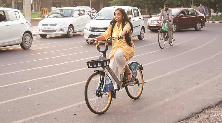 At Panchkula s new hi-tech bike stations, get a dose of fresh air & a burst of exercise