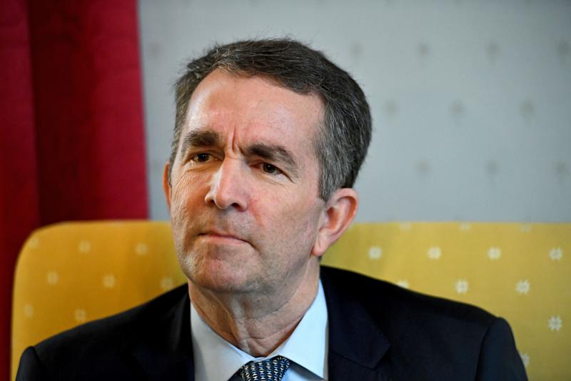 Northam told investigators that he regretted apologizing for the photo instead of denying that he was in it, but he said he did so because he wasn't entirely sure it wasn't him. (Photo: The Washington Post via Getty Images)