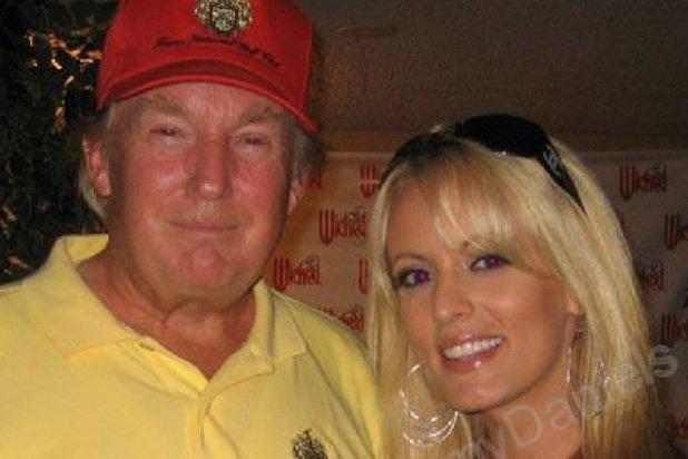 The Porn Star and the President