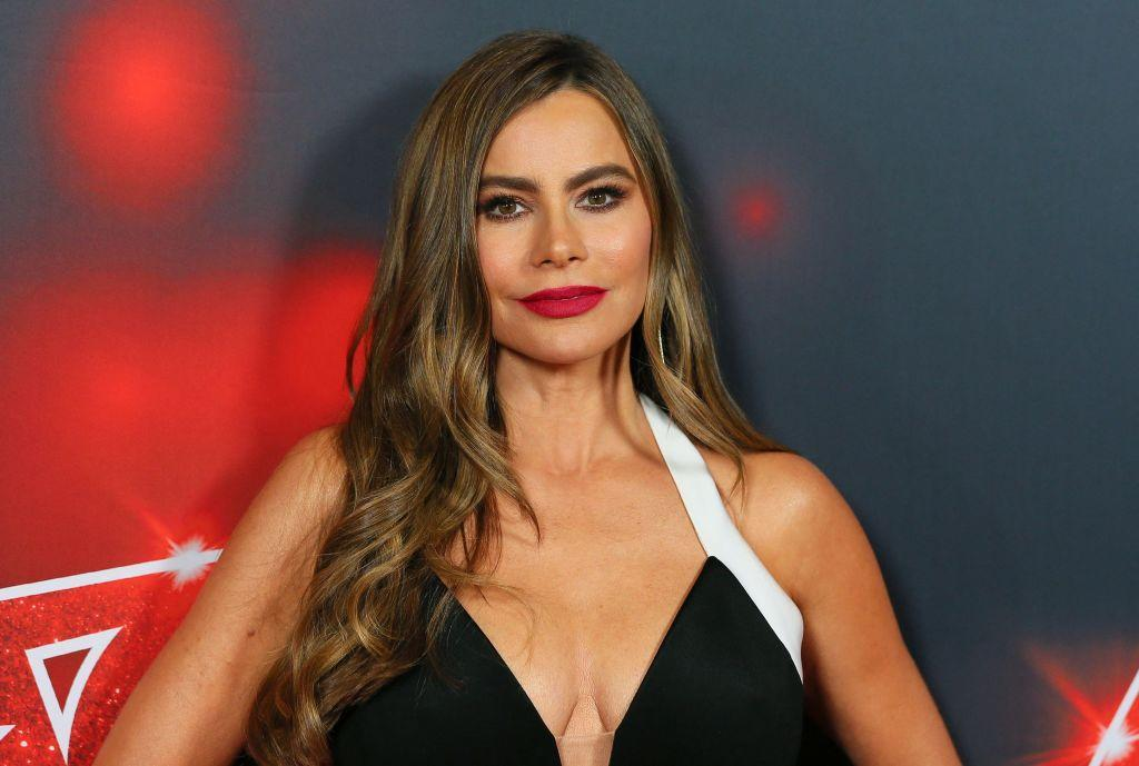 Sofia Vergara has revealed she was diagnosed with thyroid cancer, aged 28, pictured in August 2021. (Getty Images)
