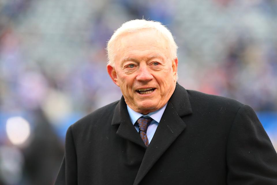 Is a canceled radio appearance simply just that? Or is there something more to Jerry Jones' decisions this week? (Rich Graessle/Icon Sportswire/Getty Images)