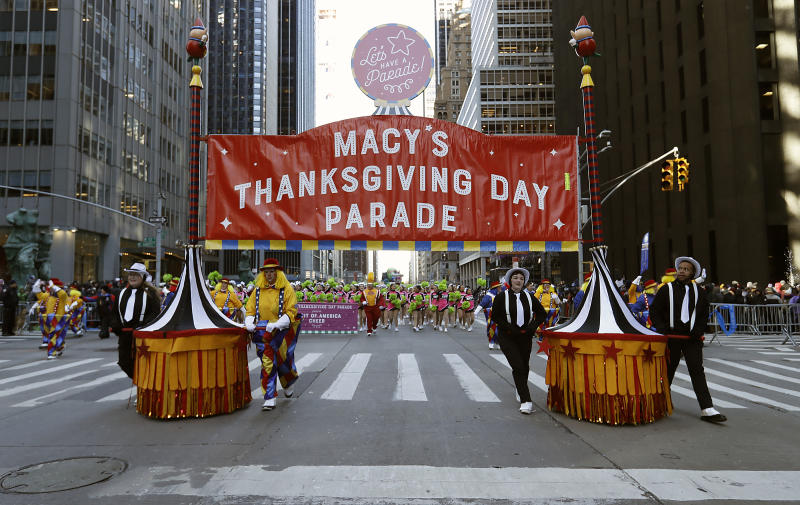 This Is How Much It Costs to Put on the Macy's Thanksgiving Day Parade