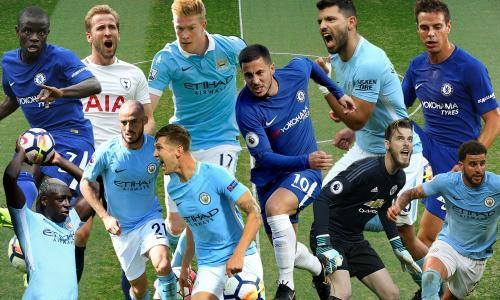 A Premier League all-star XI: young, energetic and upwardly mobile