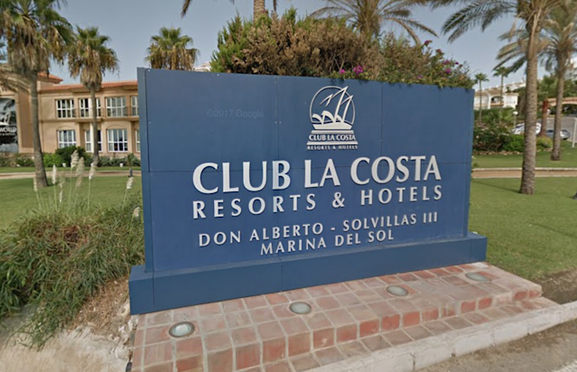 The family were staying at the Club La Costa World resort in Fuengirola, Spain (Picture: Google)
