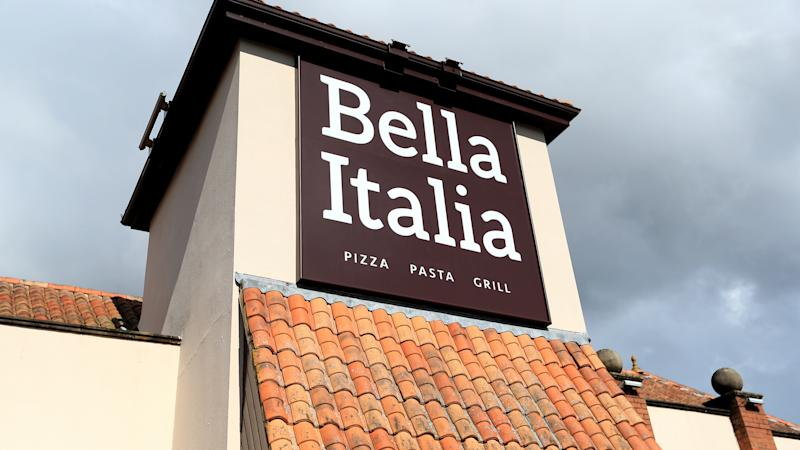 1,900 jobs to go as Cafe Rouge and Bella Italia owner calls in administrators