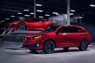 The MDX PMC Edition is the latest limited edition vehicle from Acura's prestigious Performance Manufacturing Center (PMC) in Marysville, Ohio.