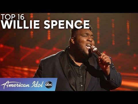"""<p>During the audition round, Katy gave Willie the compliment of a lifetime, saying his voice is one that """"stops people in their tracks."""" Clearly, America agrees with Katy's assessment after putting him through to the top 12.</p><p><a href=""""https://www.youtube.com/watch?v=OuE5S8hshs4"""" rel=""""nofollow noopener"""" target=""""_blank"""" data-ylk=""""slk:See the original post on Youtube"""" class=""""link rapid-noclick-resp"""">See the original post on Youtube</a></p>"""