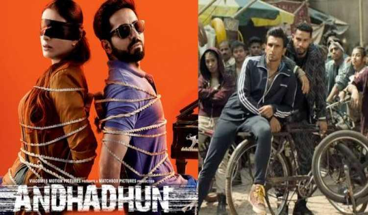 'Andhadhun', 'Gully Boy' Bag Top Nominations For IFFM Awards 2019