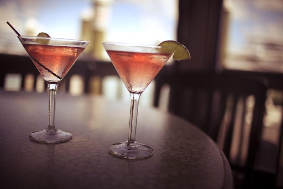 "<p>Invented in New York and most commonly associated with the famous nineties television show Sex And The City, the Cosmopolitan is a glamorous drink and one that carries a certain level of aspiration. Those who pick a <a href=""https://www.delish.com/uk/cocktails-drinks/a30940417/cosmopolitan/"" rel=""nofollow noopener"" target=""_blank"" data-ylk=""slk:Cosmopolitan"" class=""link rapid-noclick-resp"">Cosmopolitan</a> as their cocktail of choice enjoy their freedom and independence and like to make a bold statement. Sipping a Cosmopolitan says to the world that you're a trendsetter, the life and soul of the party and a natural leader too.</p>"
