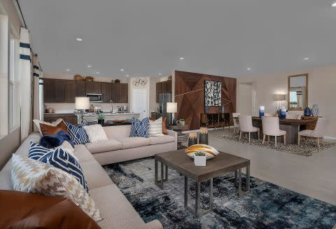 KB Home Announces Opening of Two New-Home Communities in the Las Vegas Area Priced From the $280,000s