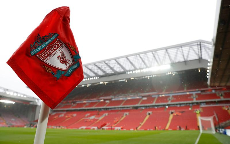 Anfield - Credit: REUTERS