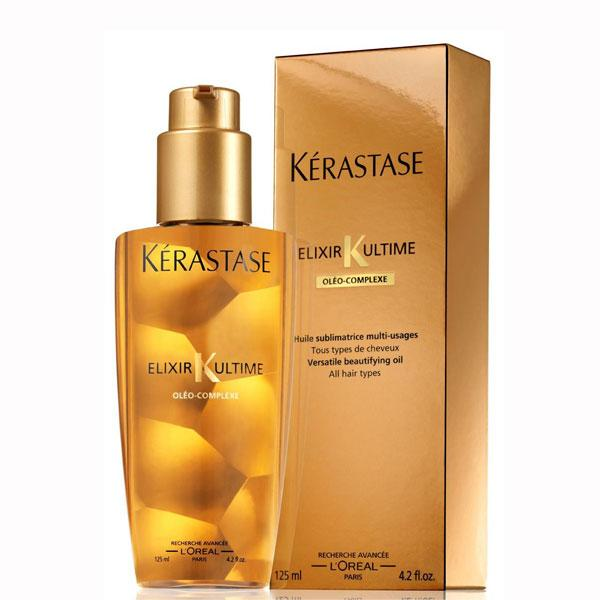 "<a target=""_blank"" href=""http://www.lookfantastic.com/kerastase-elixir-ultime-125ml/10444789.html?utm_source=googleprod&utm_medium=gp&utm_campaign=gp_haircare&affil=thggps""><b>Kerastase Elixir Ultime - £34.50 – Lookfantastic.com</b></a><br><b><br>The verdict:</b><p></p><p><em>""This is the ultimate hair oil in my opinion. It's soft and lightweight but made a real difference to the shininess of my hair.""</em></p>"