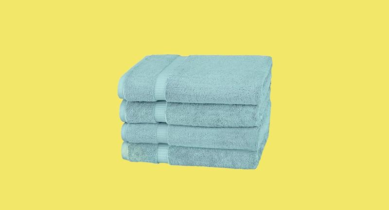 Best Bath Towels According To An Expert