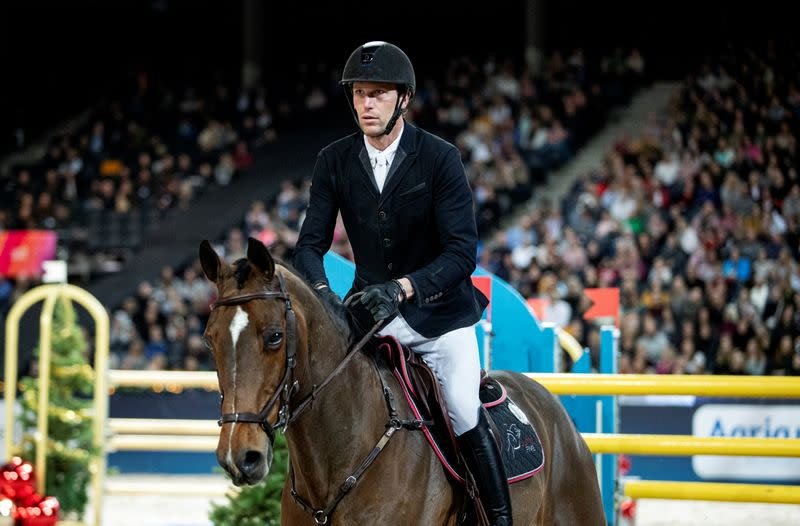 Our horses were not prepared for 2020 Games: France's Staut