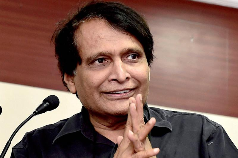 New Industrial Policy Being 'Designed' to Equip Industry for the Future: Suresh Prabhu