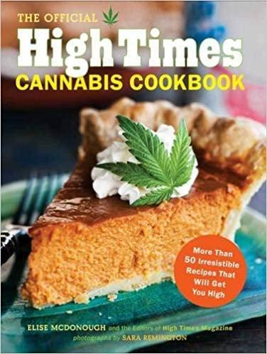 <p>From cannabis cocktails to stoner sweets and more, the <span>The Official High Times Cannabis Cookbook: More Than 50 Irresistible Recipes That Will Get You High</span> ($19) has delicious recipes that are perfect for the budding chef. Create feasts like the Time Warp Tamales and Sativa Shrimp Spring Rolls to Pico de Ganja Nachos and Pineapple Express Upside-Down Cake.</p>