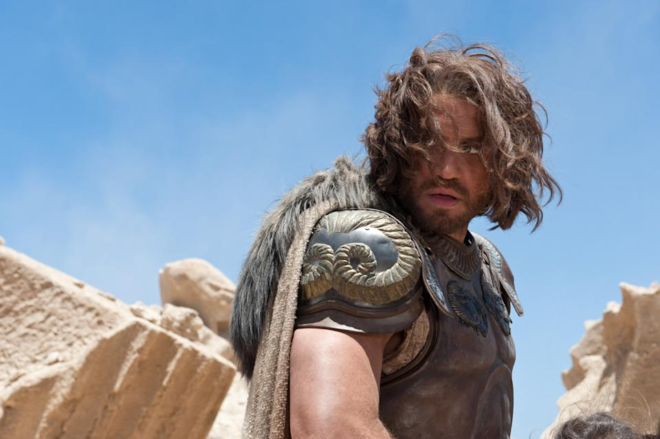 "Edgar Ramirez in Warner Bros. Pictures' <a href=""http://movies.yahoo.com/movie/wrath-of-the-titans/"" data-ylk=""slk:Wrath of the Titans"" class=""link rapid-noclick-resp"">Wrath of the Titans</a> - 2012"