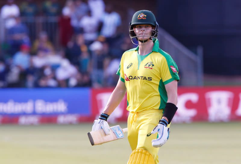 Australia's Smith will miss booing fans on England return
