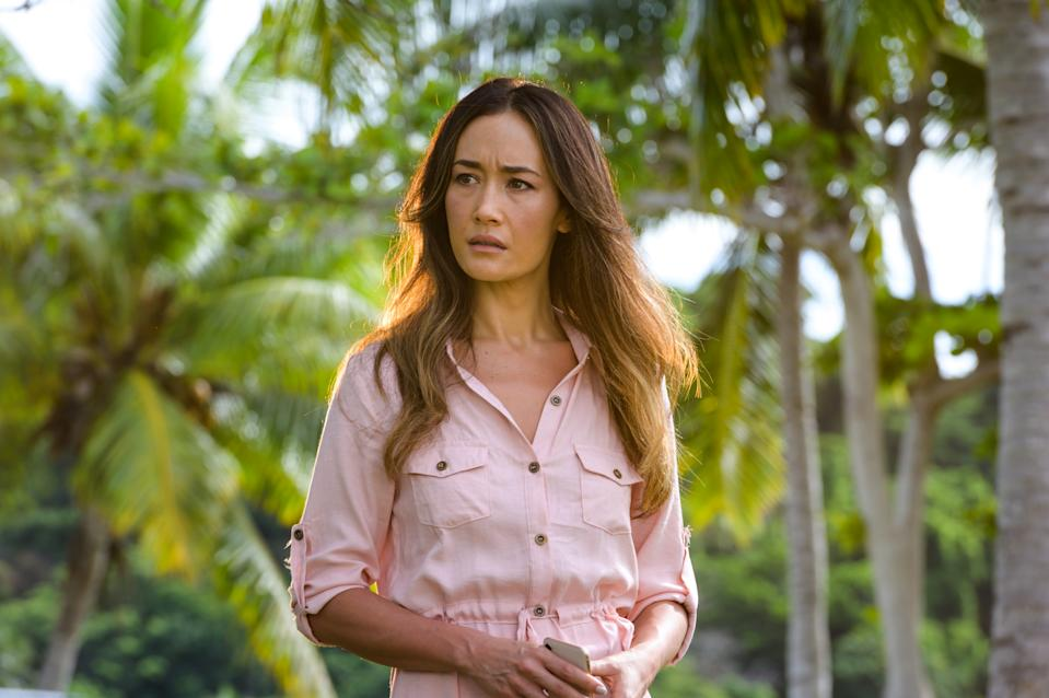Maggie Q How Fantasy Island Twists Thriller Conventions Btva is a visual and audible guide to voice actors and the characters they play across cartoons, anime, tv shows, movies, video games, shorts, commercials and rides/attractions. maggie q how fantasy island twists thriller conventions