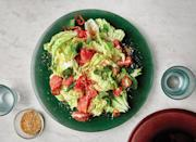 """<a href=""""https://www.epicurious.com/recipes/food/views/scrunched-cabbage-salad-with-grapefruit-and-chiles?mbid=synd_yahoo_rss"""" rel=""""nofollow noopener"""" target=""""_blank"""" data-ylk=""""slk:See recipe."""" class=""""link rapid-noclick-resp"""">See recipe.</a>"""