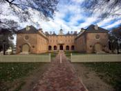 """<p>Colonial Williamsburg looks a whole lot different by candlelight, and during this 90-minute candlelit walk, you'll explore the historic town's most haunted spots, including the College of William & Mary campus. </p><p><a class=""""link rapid-noclick-resp"""" href=""""https://go.redirectingat.com?id=74968X1596630&url=https%3A%2F%2Fwww.tripadvisor.com%2FAttractionProductReview-g58313-d17372126-The_Original_Ghosts_of_Williamsburg_Tour-Williamsburg_Virginia.html&sref=https%3A%2F%2Fwww.redbookmag.com%2Flife%2Fg37623207%2Fghost-tours-near-me%2F"""" rel=""""nofollow noopener"""" target=""""_blank"""" data-ylk=""""slk:LEARN MORE"""">LEARN MORE</a></p>"""