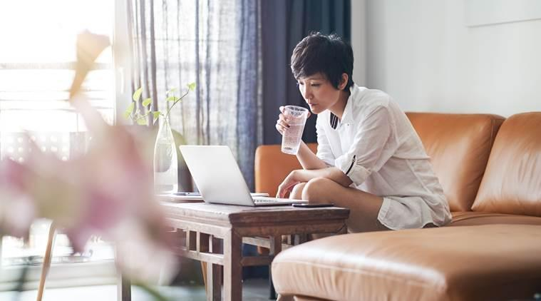 working from homes, dos and dont's, dos and dont's of working from home, things to know before you work from home, indian express, indian express news