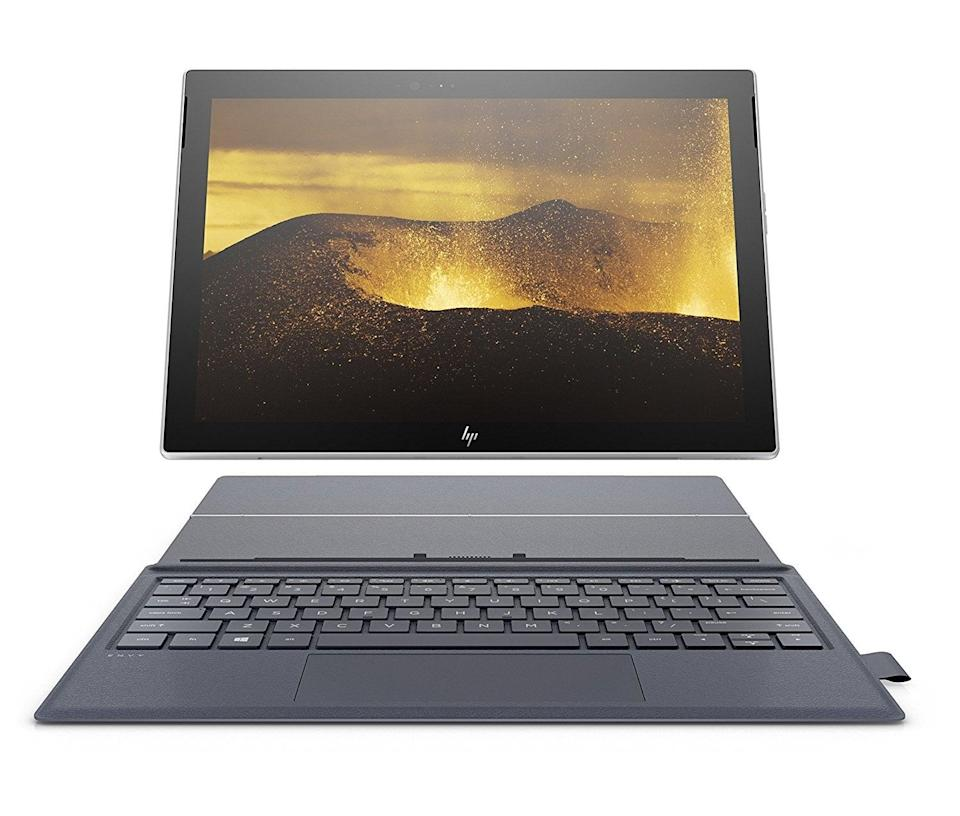 <p>For the ultimate tablet experience, you need this <span>HP ENVY x2 12-inch Detachable Laptop with Stylus Pen and 4G LTE</span> ($992). The detachable keyboard and stylus pen mean you can really use this tablet however you want.</p>