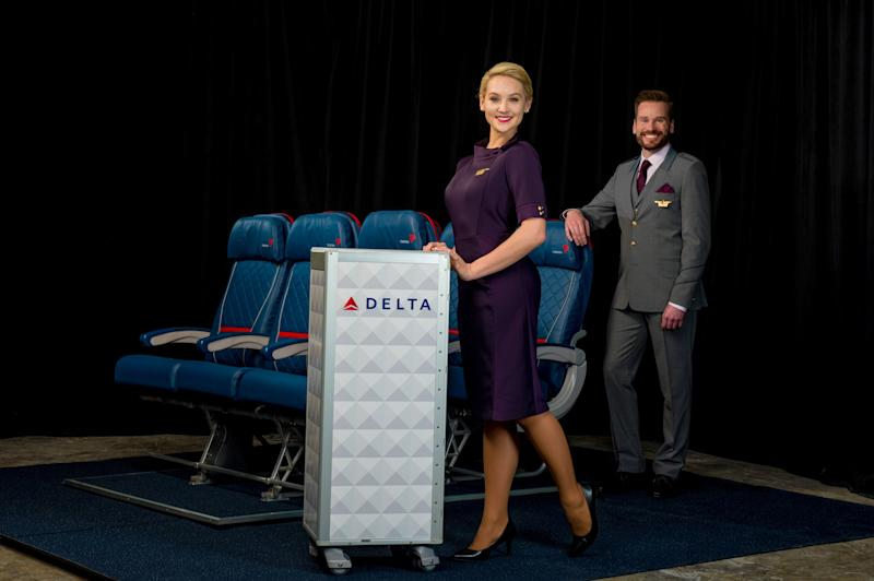 19f911ef12b93 Zac Posen Readies for Memorial Day Launch of New Uniforms for Delta