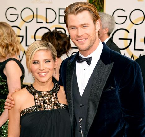Chris Hemsworth, Wife Elsa Pataky Expecting Twins!