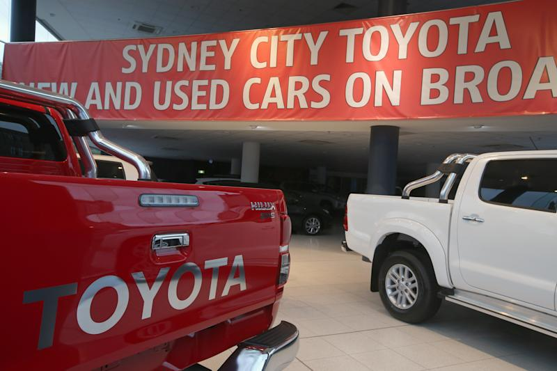 Toyota to end car manufacturing in Australia