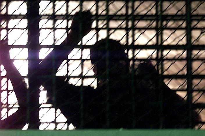 A number of countries, including Iran, have released prisoners because of the coronavirus (AFP Photo/YURI CORTEZ)